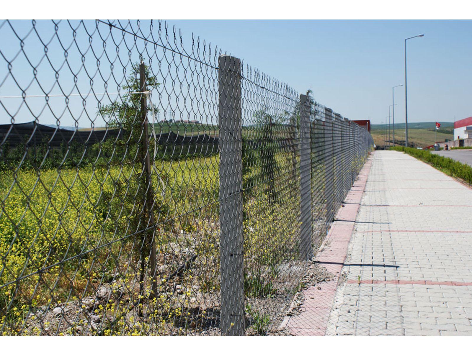 2.4 Meter Plain Concrete Pole