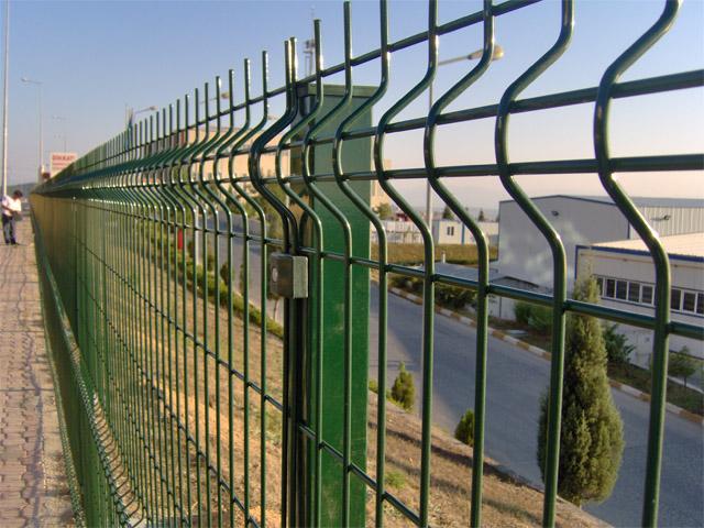 6 mm Panel Fence