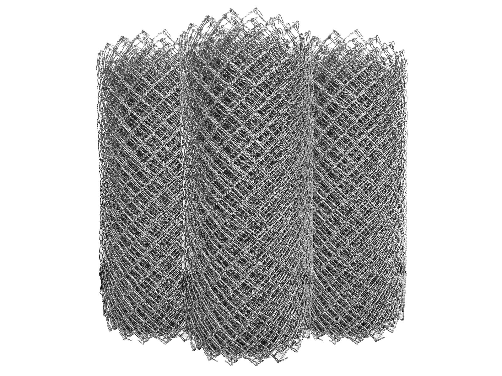 Hexagonal Knitted wire