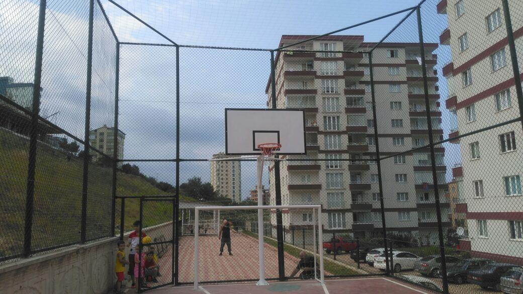 Basket Sahası Uygulamaları