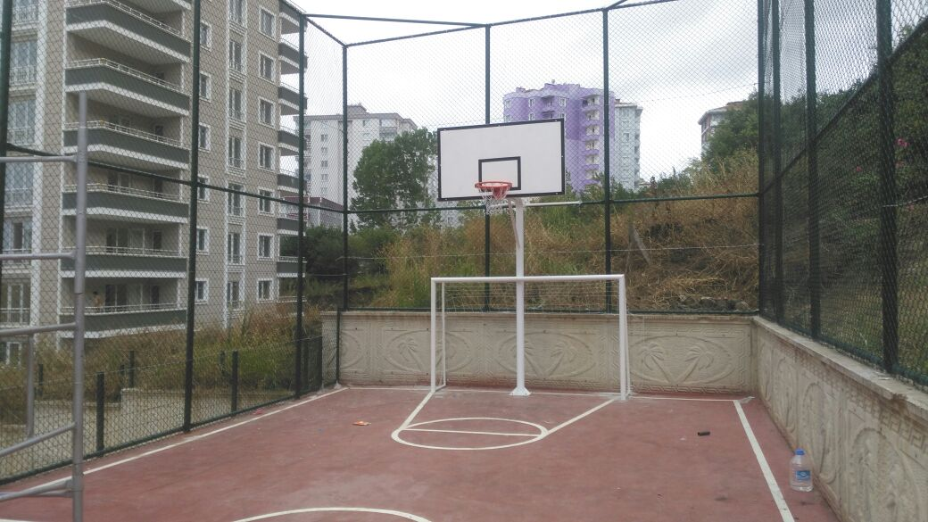 Basketball Field Applications