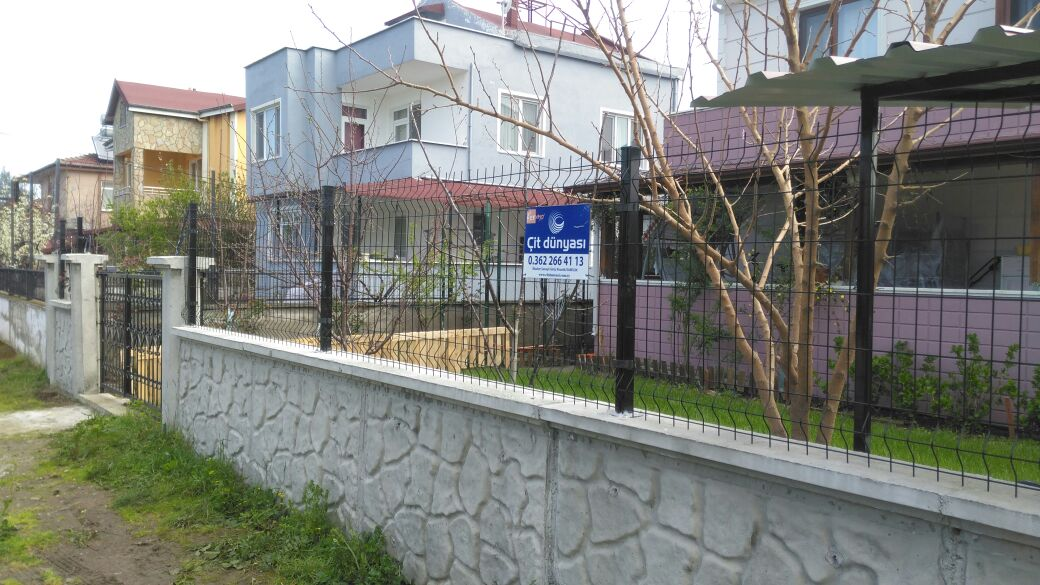 Panel Fence Applications
