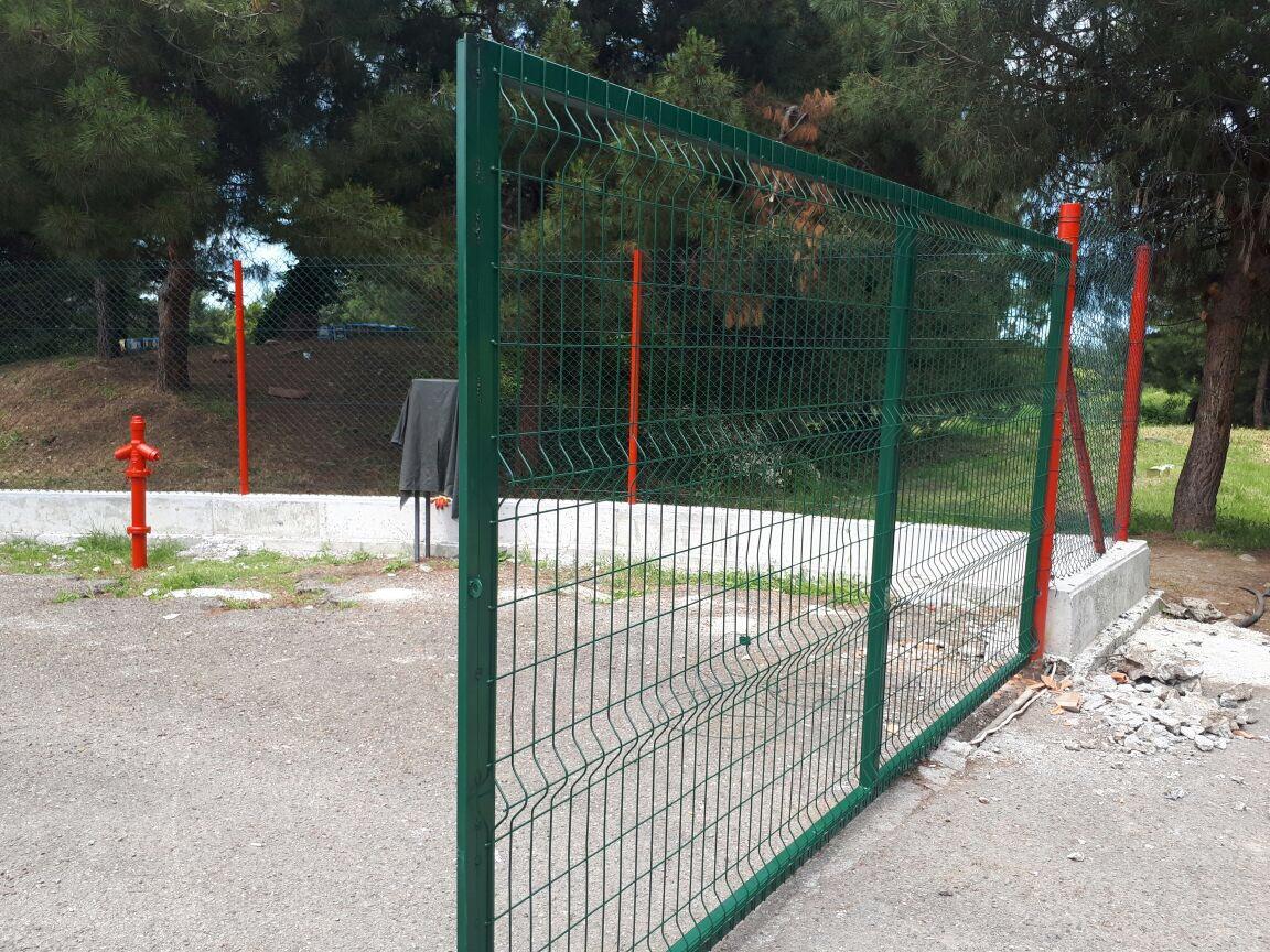 Panel Kapı Uygulaması